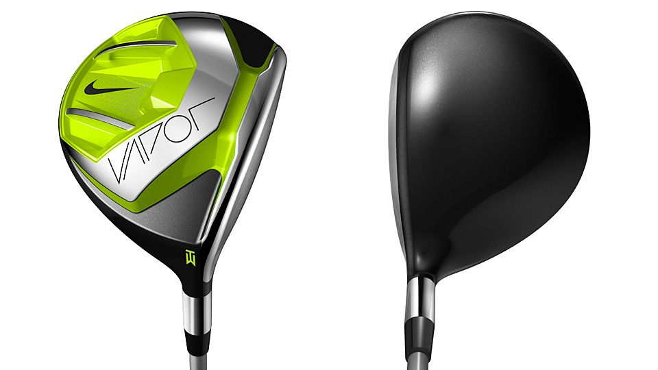 Tiger Woods Vapor Speed Driver - Shop Now